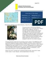 August SEA Newsletter