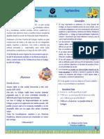 Circular de Septiembre de 2011 - Secundaria y Prepa