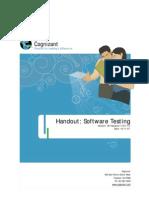 Handout Software Testing v1.0