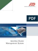 Autoline Brochure
