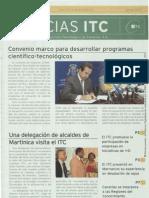 Boletín Instituto Tecnológico de Canarias (agosto 2004)