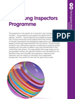 The Young Inspectors Programme