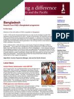 IFAD Newsletter-January 2011