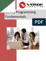 TOC Survey Programming Fundamentals