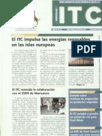 Boletín del Instituto Tecnológico de Canarias (noviembre 2002)