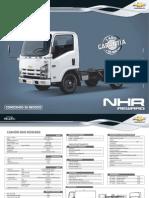 Camiones Ficha Tecnica Frr Forward