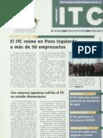 Boletín del Instituto Tecnológico de Canarias (marzo y abril 2003)