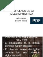 1. Formación de Discipulos Primitivos 1