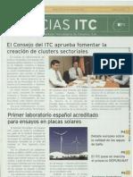 Boletín del Instituto Tecnológico de Canarias (julio 2004)