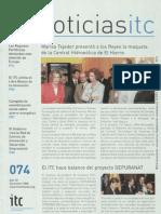 Boletín de Instituto Tecnológico de Canarias (diciembre 2006)