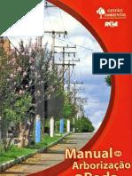 Manual de Arborização e Poda