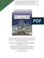 2011 Paper Geomorphology Vangaalen Et Al Print
