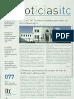 Boletín del Instituto Tecnológico de Canarias (mayo-junio 2007)