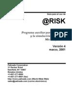 Manual @RISK 4.0_marzo 2001