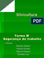 Silvicultura ( Base para Ordem de Serviço )