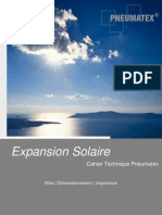 Expansion Solaire Pneumatex