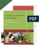 Estrategia Para nueva Agricultura Con Soberania Alimentaria