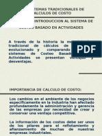 CALCULOS DE COSTO 2