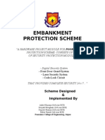 Embankment Protection Scheme