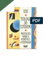 Rubem Alves - Teologia Do Cotidiano