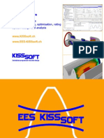 KISSsoft Product Brochure