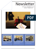Alpfa Newsletter Fall2011 No. 1