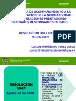 Resolucion 3047_ Primera Parte A