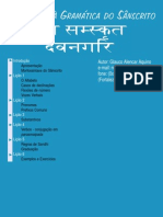 7180481 Curso Introducao a Gramatica de Sanscrito