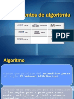 Introducción Fundamentos de algoritmia