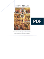 Sfinţi români
