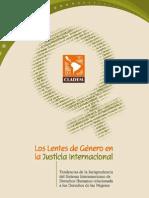 Los lentes de género en la justicia internacional - CLADEM