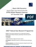 Atlantic Basin LNG Dynamics
