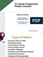 01 GDC08 Eiserloh Squirrel Physics Overview