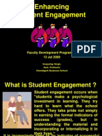 Enhancing Student Engagement