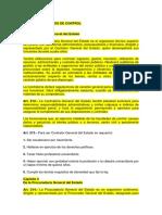 TÍTULO X y XII de legislacion aplicada a la contabilidad