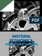 00- Presentacion & Que Es La Historia Economica