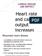 Cardiac Disease Present at in On