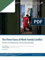 Three Faces of America - Report