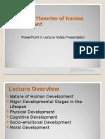 Ppt Theories Human Development