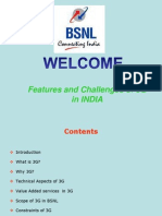 Features and Challenges of 3g in India1569