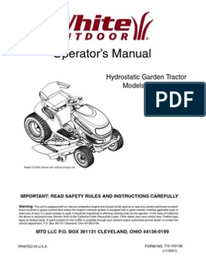 White 2150-770-10315b[1] - Copy | Tractor | Transmission