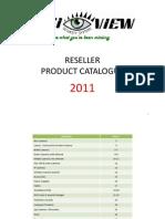 Reseller Catalogue - 2011 (1)