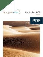 Actix Radioplan ACP Cookbook Atoll 3.12