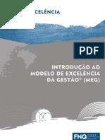 Caderno FNQ Introdução ao Modelo Excelência da Gestão