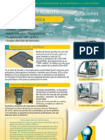 Documento de soluciones para los profesionales de la electrónica y la electricidad creado por Charlyrobot