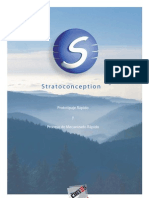 Concepto del sistema de Stratoconception para prototipaje y mecanizado rápido, en castellano
