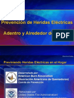 SPANISH Electrical Safety