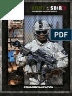 Army SBIR Commercialization Brochure 2010