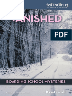Vanished by Kristi Holl, Excerpt