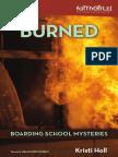 Burned by Kristi Holl, Excerpt